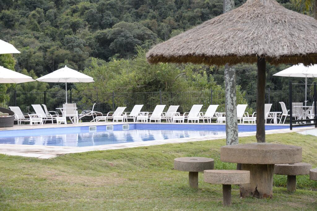 a Fazenda Capoava é o lugar ideal para um descanso na viagem do final de semana
